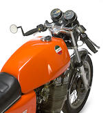1974 Laverda 1000 Frame no. 1580 Engine no. 1000 1580