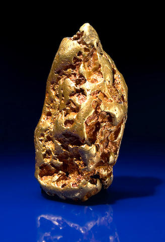 Huge Australia Gold Nugget