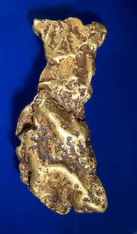 Large Alaskan Gold Nugget