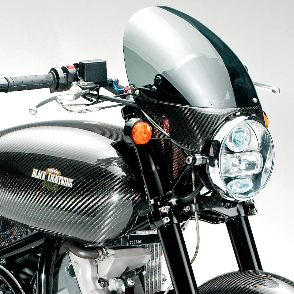2002 Vincent Black Lightning S Prototype