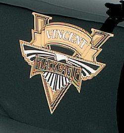 2002 Vincent Black Eagle Prototype