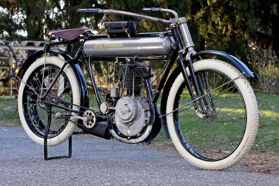 Bonhams 1910 Royal Pioneer 30 50ci