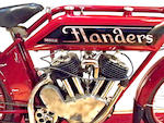 Ex-Otis Chandler,1914 Flanders 7-9hp Twin Frame no. 7422 Engine no. 7012