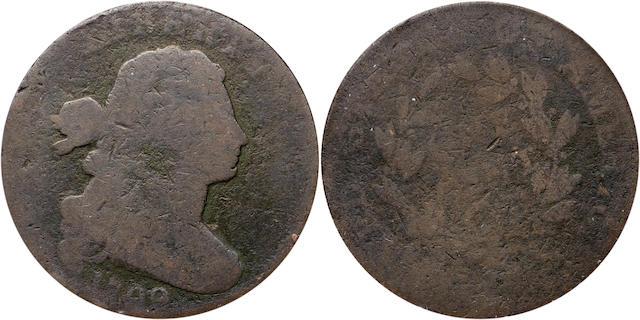 1799 1C AG03 PCGS