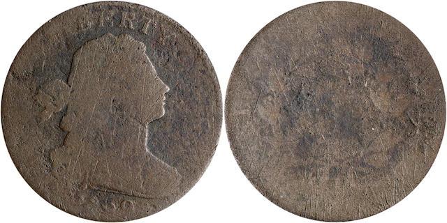 1799/8 1C FR02 PCGS