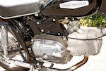 1967 Aermacchi Harley-Davidson 246cc SS250 Sprint Frame no. 67SS5182 Engine no. 67SS5182