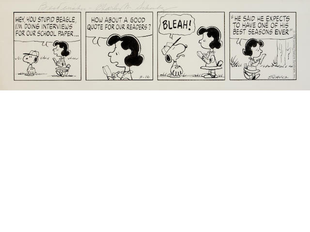 Peanuts Daily (1979)