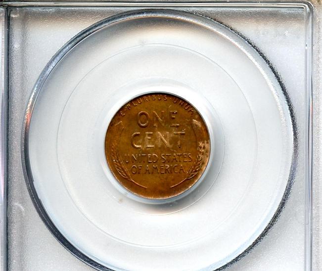 1944-D/S 1C Genuine, Questionable Color PCGS