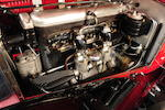 1930 Mercedes-Benz 38/250 SS  Chassis no. 36257 Engine no. 77636