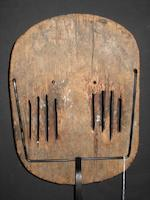A rare Mbole-Yela mask, Democratic Republic of Congo