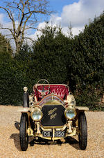 The ex-J.Herbert Carpenter Jr., ex-Western Reserve Historical Society,1908 Thomas Flyer 4-60 Model F Tourer