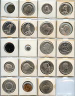 Collection of Miscellaneous United States, World and Ancient Coins (60)