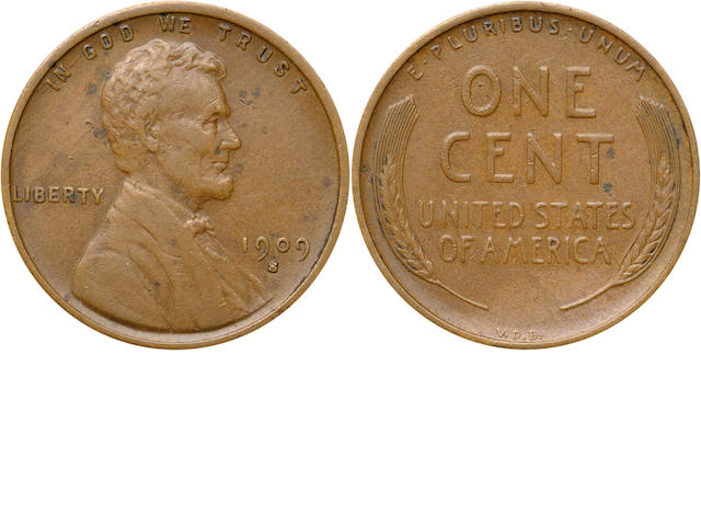 1909-S 1C VDB