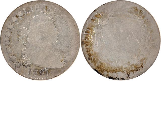 1797 50C Good 4 PCGS