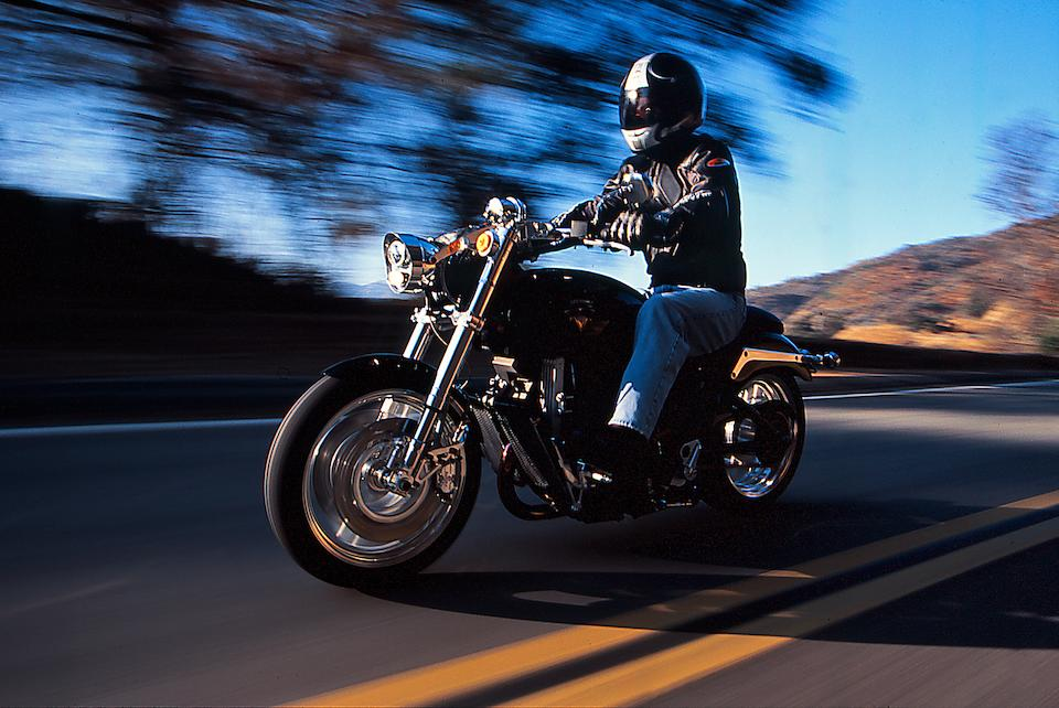2002 Vincent Black Eagle Prototype