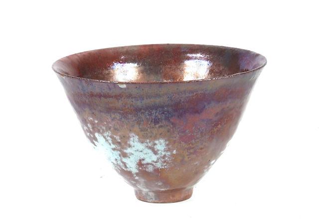 Beatrice Wood (American, 1893-1998) Bowl