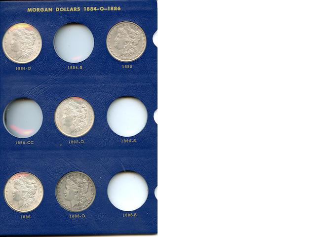 Whitman Books of Morgan Dollars