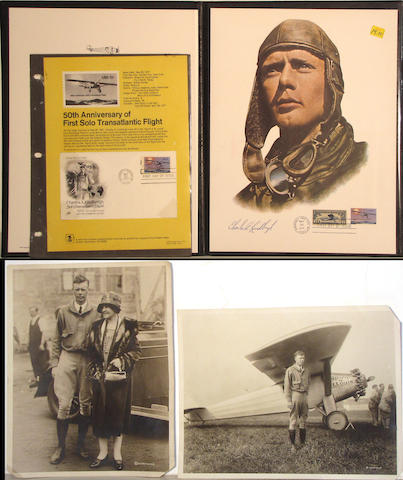 Assortment of photographs/autographs