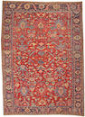 A Heriz carpet Northewest Persia, size approximately 9ft. 11in. x 13ft. 7in.