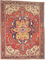 A Serapi carpet Northwest Persia, size approximately 9ft. 6in. x 12ft. 2in.