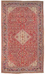 A Ziegler Mahal carpet Central Persia, size approximatey 11ft. x 18ft. 2in.