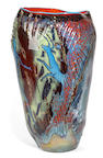 William Morris (American, born 1957) Petroglyph vase
