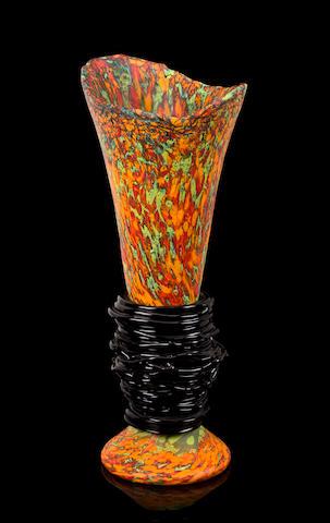 Colin Heaney (Canadian, born 1948, wk. Australia) Lichen Cone, 2003