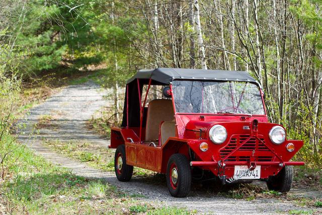 1967 Mini Moke  Chassis no. A-ABIL-817800