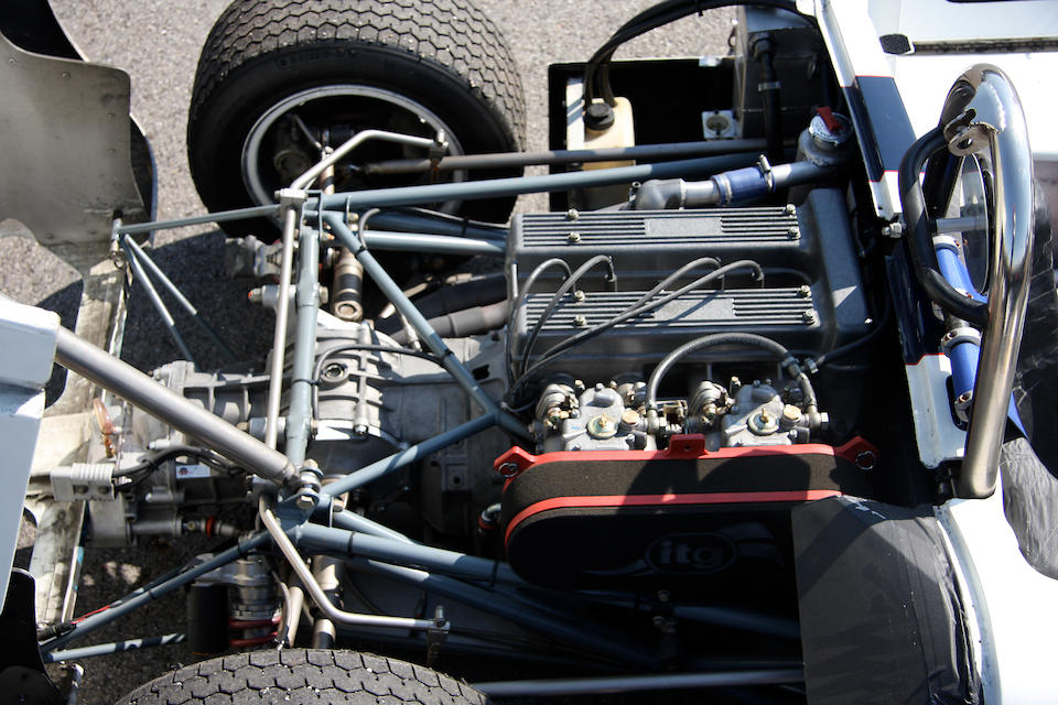 1964 Elva Mk VII Sports-Racer  Chassis no. 70022