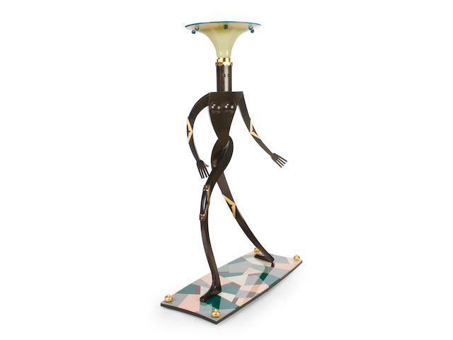 Dan Dailey  (American, born 1947) Female Figurative Floor Lamp, 1999