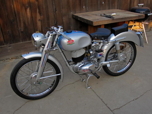1952 Mondial 160cc Turismo Lusso Frame no. 1114 Engine no. 1114