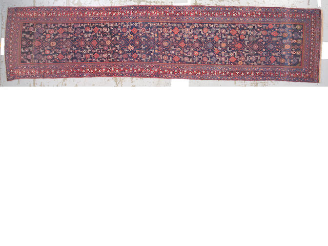 A Northwest Persian rug Persia, size approximately 6ft. x 14ft.