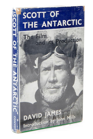 [SCOTT, ROBERT FALCON.] Scott of the Antarctic: the Film and its Production. L: 1948.