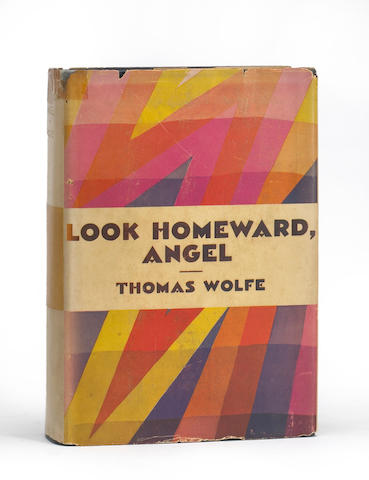 WOLFE, THOMAS. 1900-1938.