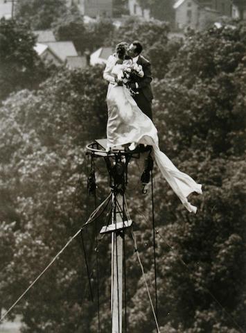 Allan Grant (born 1920); Flagpole Wedding;