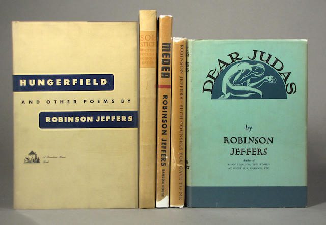 JEFFERS, ROBINSON.