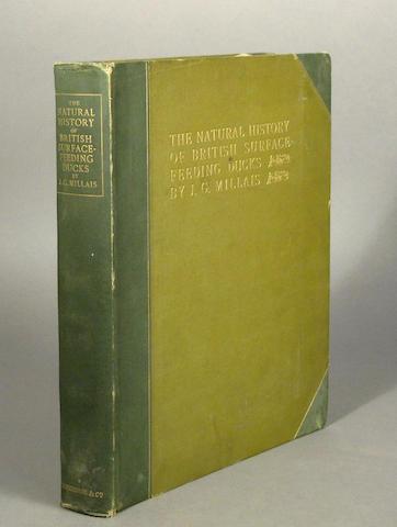 MILLAIS, JOHN GUILLE. 1865-1931.