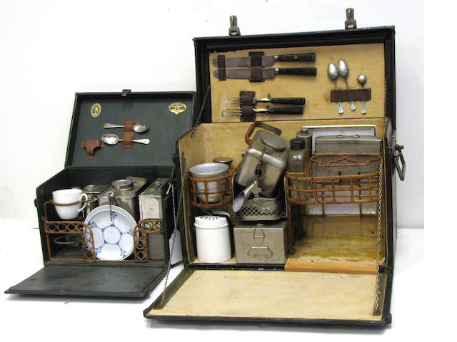 Two picnic sets,