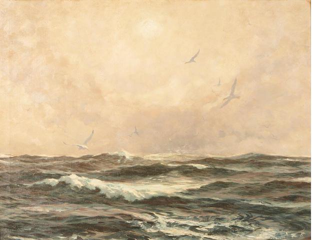Gordon Grant painting