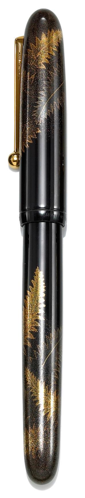 NAMIKI: Dunhill Namiki Fern Limited Edition Maki-e Fountain Pen