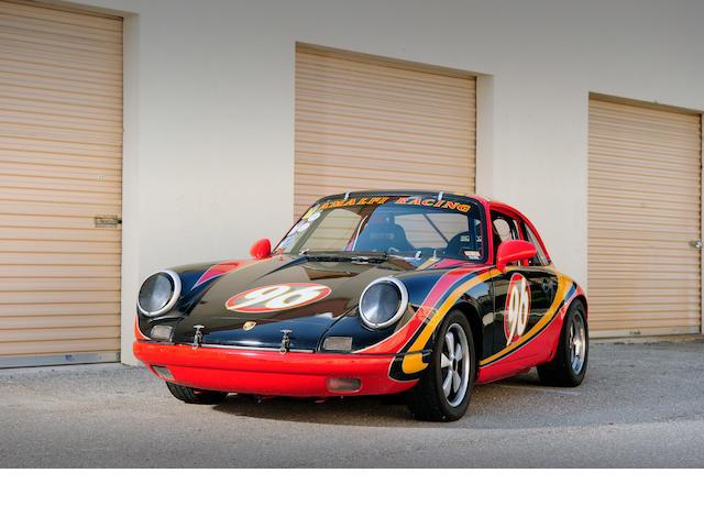 1969 Porsche 911S Klub Sport Challenge Coupé Chassis no. 119301377