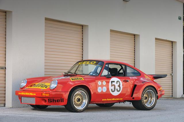 1975 Porsche Carrera RSR  Chassis no. 9115609121