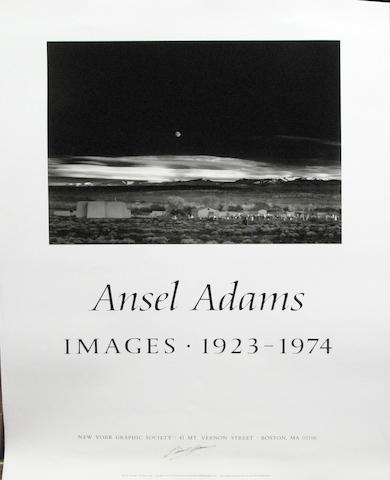 Ansel Adams posters, Moonrise (17)