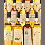 Balmenach-12 year oldBenrinnes-15 year oldTeaninich-10 year oldStrathmill-12 year oldGlenlossie-10 year oldInchgower-14 year oldGlendullan-12 year oldPittyvaich-12 year old