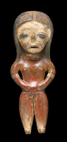 A Nayarit Chinesco figure
