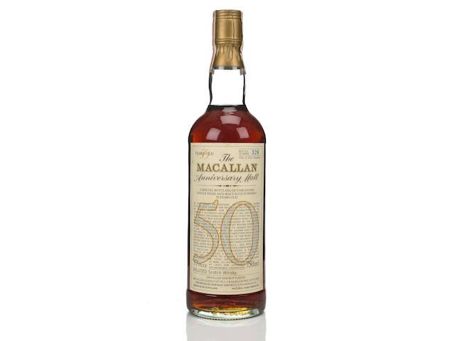 Macallan- 50 year old