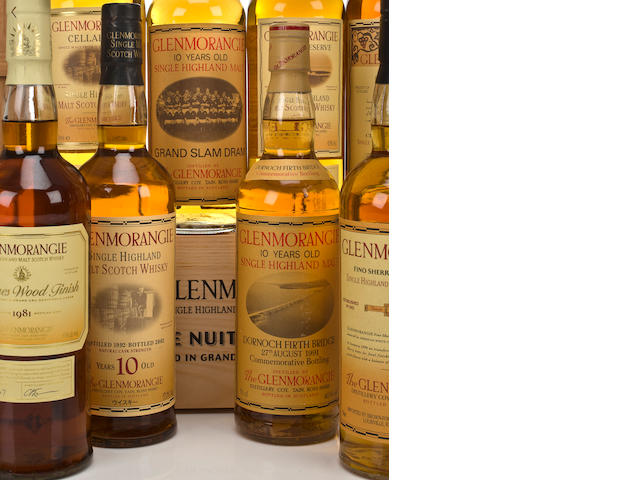 Glenmorangie-15 year old (3)Glenmorangie-18 year old (3)