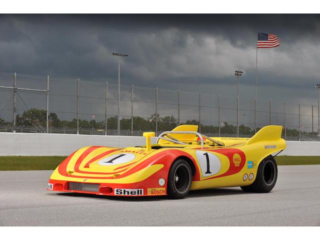 1970 Porsche 917 (K) Interserie Spyder  Chassis no. (917 026) 917 031
