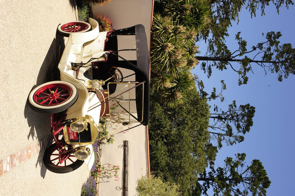 1910 White Model GA 20hp Tourer  Engine no. GA1 628