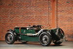 1933 MG K3 Magnette Supercharged Roadster Special  Chassis no. K0326